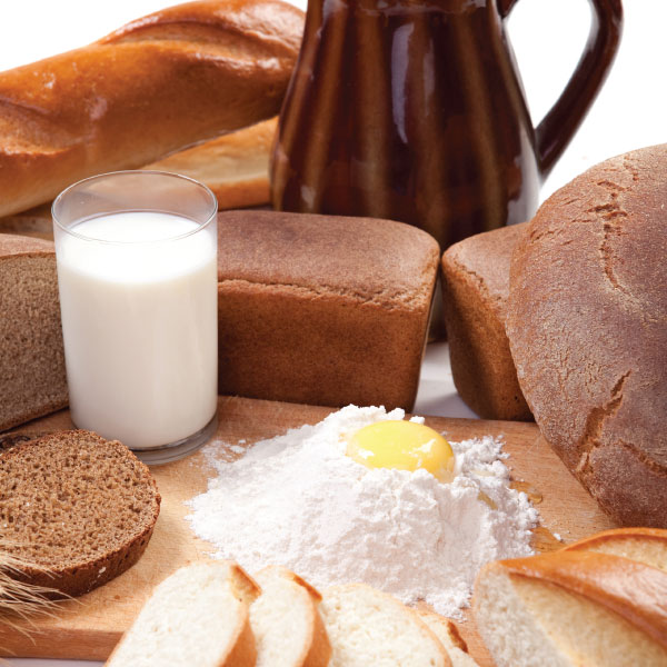 Bakers' mixtures recommended for products that stay fresh for a long time